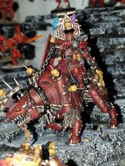 Khorne Lord on Juggernaut
