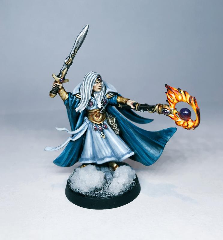 Allies; Archmage