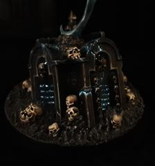 Legion of Grief - Lady Olynder (glow-in-the-dark base)